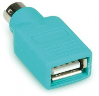 Adaptor PS/2 la USB pentru mouse T-M, Value 12.99.1072