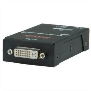 Extender DVI activ over Twisted Pair 50m, Roline 14.01.3408