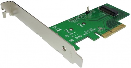 PCI Express la 1 x M.2 NGFF, Roline 15.06.2192