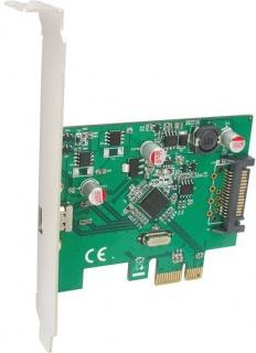 Placa PCI Express la 1 x USB 3.1 tip C, Value 15.99.2119