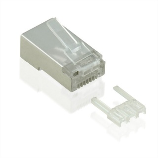 Mufe RJ45 cat 5e ecranate set 10 buc, Value 21.99.3061