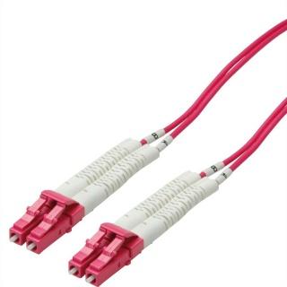 Cablu fibra optica LC-LC OM4 cablu flexibil (unghi) 2m, Value 21.99.8792