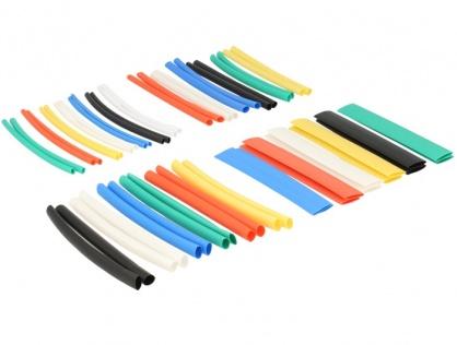 Tuburi termocontractabile colorate 50 buc/set, Delock 86279