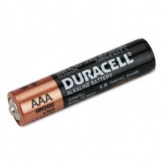 Set 2 baterii Duracell AAA LR3 Blister