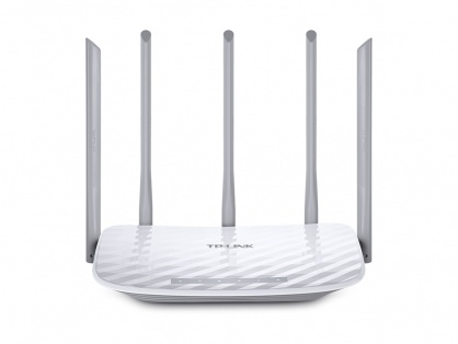 AC1350 Wireless Dual Band Router, TP-LINK Archer C60