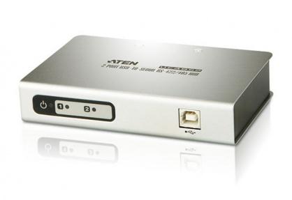 USB la serial RS-422/485 2 porturi, ATEN UC4852