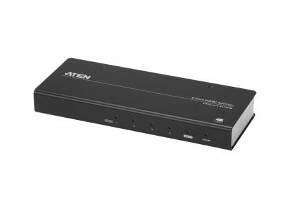 Multiplicator HDMI 4 porturi True 4K HDR, ATEN VS184B