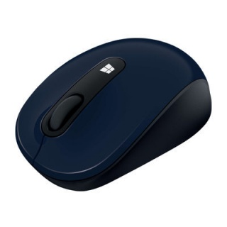 Mouse Wireless BlueTrack Sculpt Mobile albastru, Microsoft