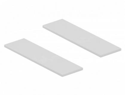 Set 2 bucati pad termic pentru module M.2, Delock 18287