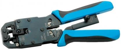 Cleste Sertizare/dezozolare/taiere Profesional RJ45/14/12/11, Value 19.06.1048