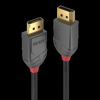 Cablu Displayport v1.2 4K60Hz T-T 3m Anthra Line, Lindy L36483