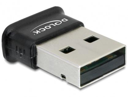 Adaptor USB 2.0 Bluetooth V3.0, EDR, Delock 61772
