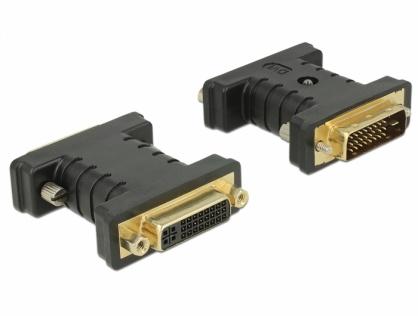 Adaptor DVI 24+1 pini la DVI 24+5 pini T-M EDID Emulator, Delock 63313