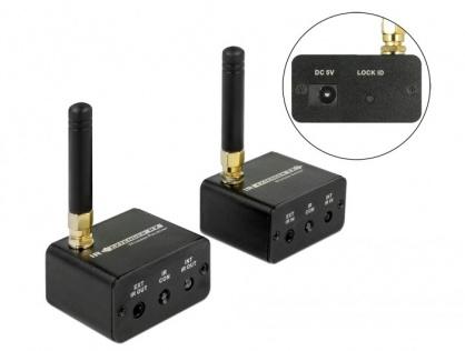 Set de extensie wireless cu infrarosu, Delock 65949