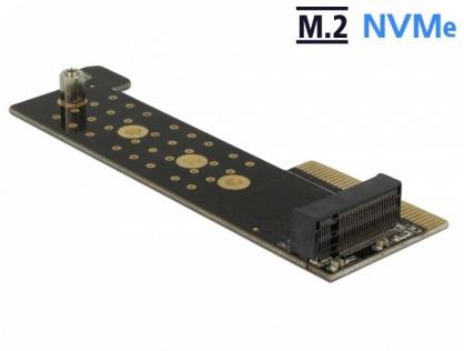 PCI Express x4 la 1 x NVMe M.2 Key M pentru Server 1U, Delock 89929