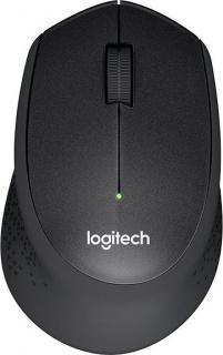Mouse wireless M330 Silent Negru, Logitech