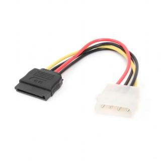 Cablu alimentare Molex la SATA T-M, Gembird CC-SATA-PS