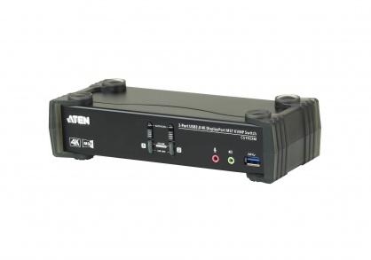 KVM Switch DisplayPort MST 2 porturi USB 3.0 4K, ATEN CS1922M