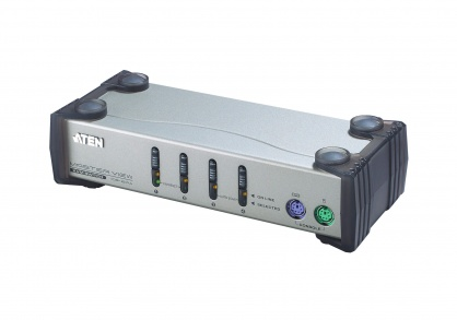 Distribuitor KVM Digital PS/2 VGA 4 porturi, Aten CS84A