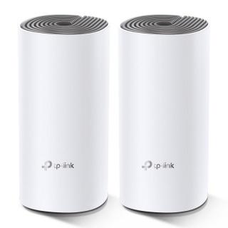 Sistem Wi-Fi Mesh pentru intreaga casa, TP-LINK Deco E4(2-pack)