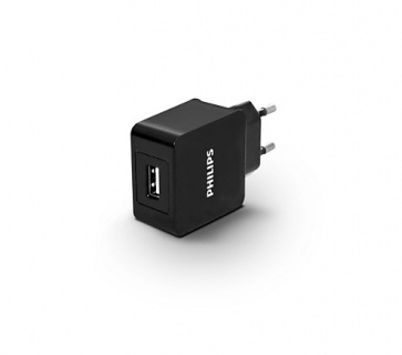 Incarcator priza Quick Charge 1 x USB 2.1A, Philips DLP2309/12