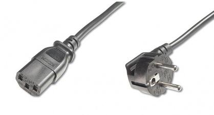 Cablu de alimentare PC C13 2m negru