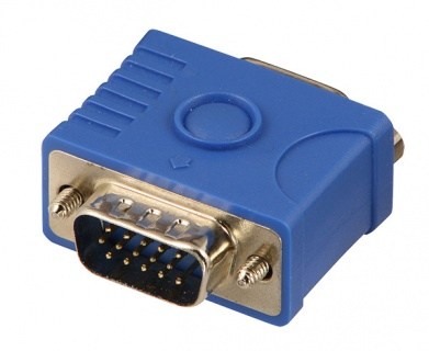 Adaptor VGA pentru monitor EDID/DDC, Lindy L32101