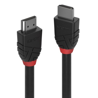 Cablu HDMI v2.0 Black Line T-T 5m, Lindy L36474