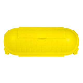 Cutie pentru protejarea cablurilor de alimentare IP44, Logilink LPS217
