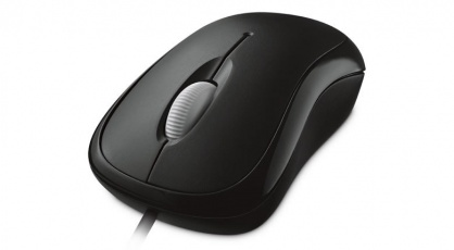 Mouse Basic USB optic Negru, Microsoft P58-00057