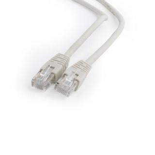 Cablu de retea RJ45 cat 6 UTP 10m Gri, Gembird PP6U-10M