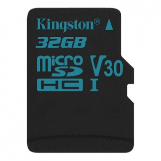 Card de memorie micro SDHC 32GB clasa 10 UHS-I, Kingston SDCG2/32GBSP
