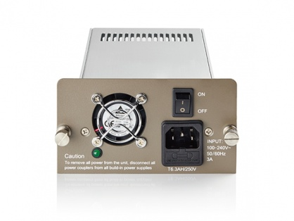 Redundant Power Supply Module 100-240V, TP-LINK TL-MCRP100