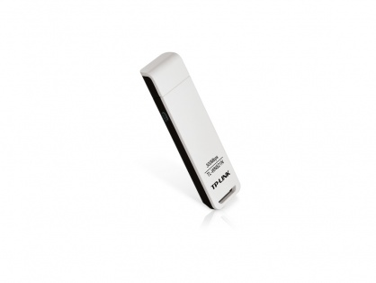 Placa Retea Wireless USB 300Mb/s, TP-LINK TL-WN821N