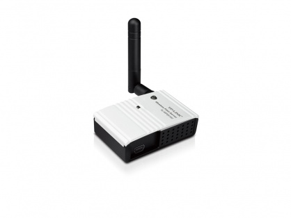 Print Server Wireless 54Mbps compact, TL-WPS510U
