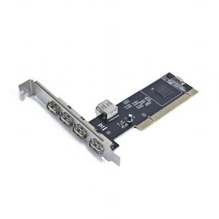 PCI cu 4 x USB 2.0, Gembird UPC-20-4P