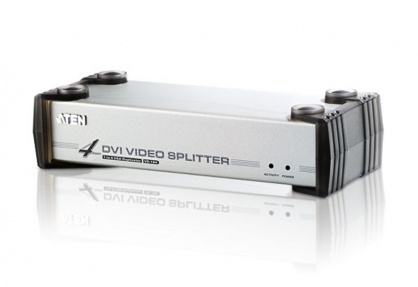 Multiplicator DVI 4 porturi cu audio, ATEN VS164