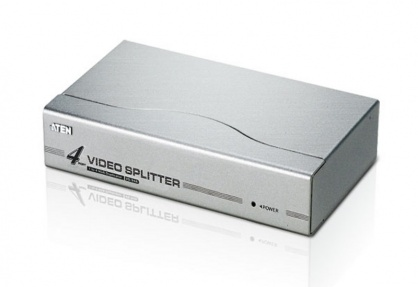 Multiplicator VGA 4 porturi 350Mhz, ATEN VS94A