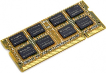 Memorie SODIMM DDR2/800 2GB PC6400 (dual channel), Zeppelin ZE-SD2-2G800