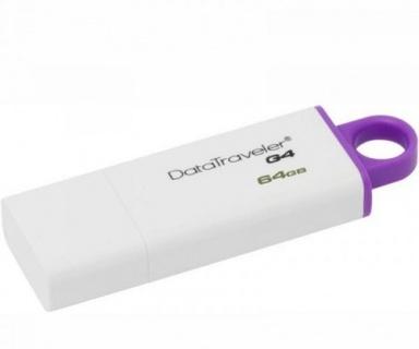 Stick USB 3.0 DataTraveler 64GB, KINGSTON DTIG4/64GB
