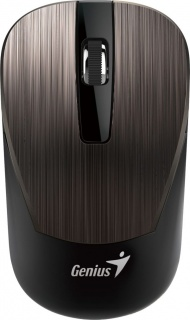 Mouse wireless Genius NX-7015 Chocolate black