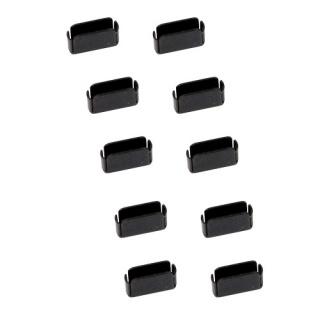 Set 10 bucati port blocker USB-C / Thunderbolt 3, Lindy L40458