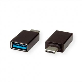 Adaptor USB 3.1-C la USB-A T-M, Roline 12.03.2997