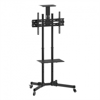 "Stand podea LCD/TV  37""-50"" Negru, Value 17.99.1167"