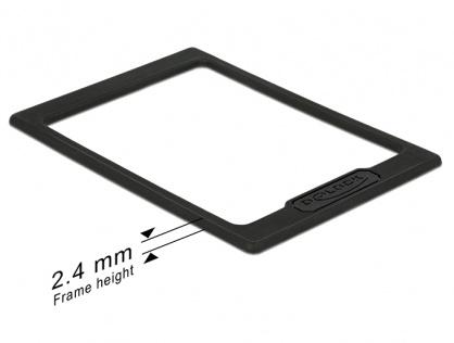"""Extensie pentru inaltimea HDD/SSD-ului 2.5"""" de la 7mm la 9.5mm, Delock 18216"""