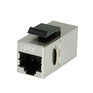 Cupla Keystone modulara RJ45 Cat.6 ecranata,Value 21.99.3004