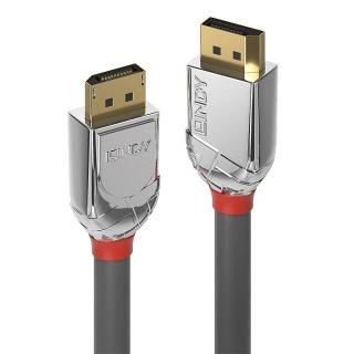 Cablu DisplayPort 8K / 4K@160Hz T-T v1.4 Cromo Line 2m, Lindy L36302