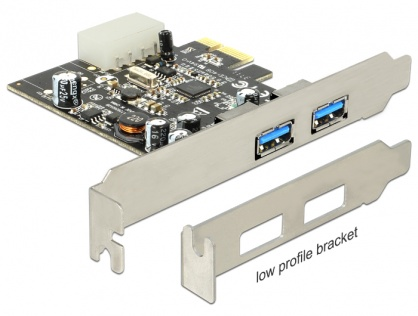 PCI Express USB 3.0 2 porturi, Delock 89241