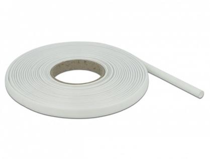 Plasa din fibra de sticla pentru organizarea cablurilor 10m x 10mm alb, Delock 18936