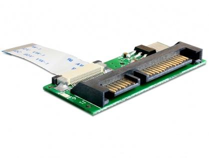 Adaptor LIF HDD la SATA 22 pini, Delock 62428